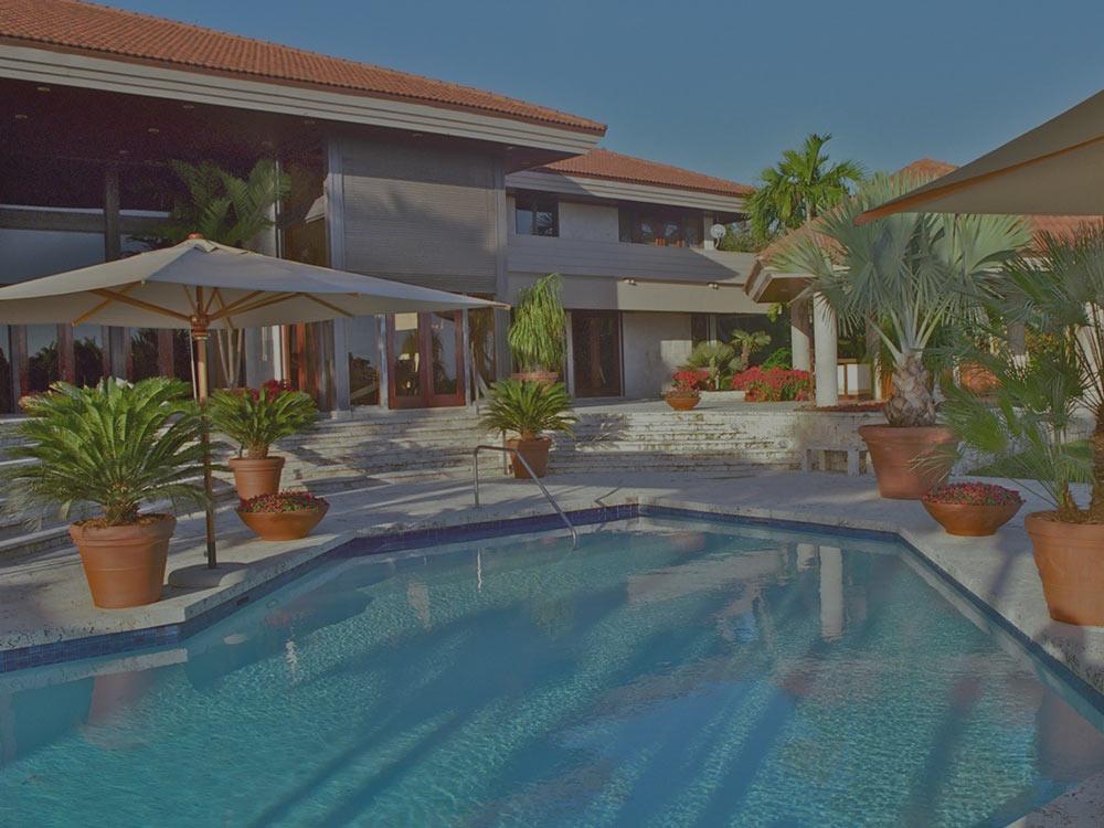 Coral Gables Garden Design